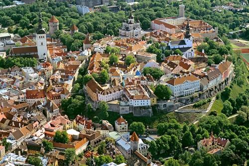 12 интересных фактов об Эстонии.
