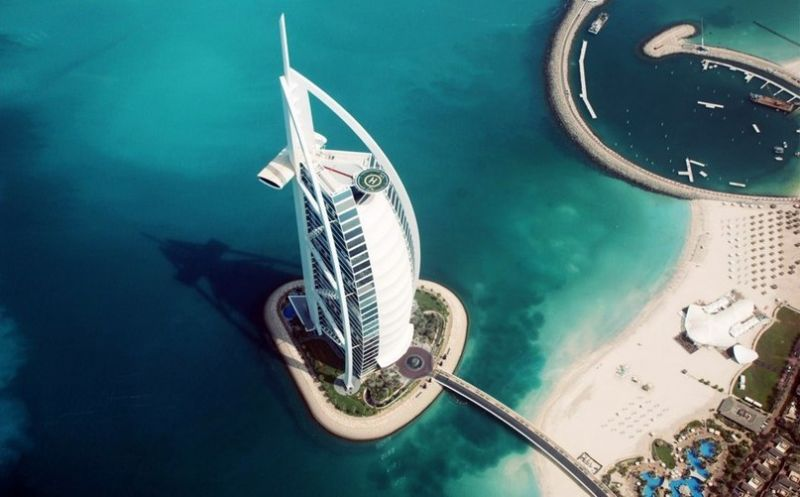 Достопримечательности Арабских Эмиратов