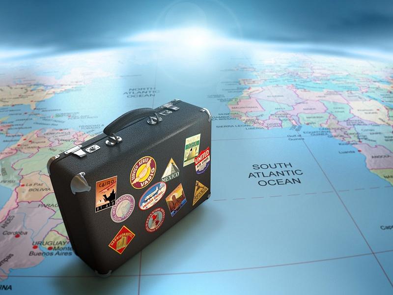 Как легально работать за границей