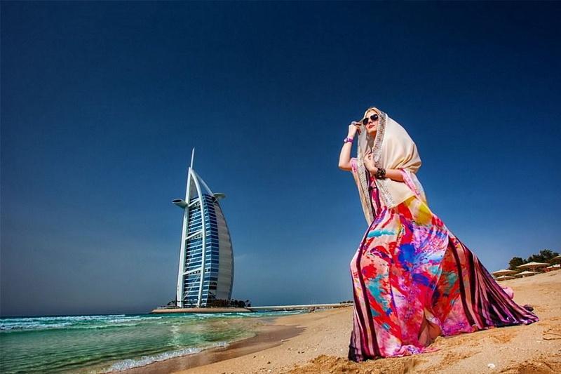 Как одеваться в ОАЭ