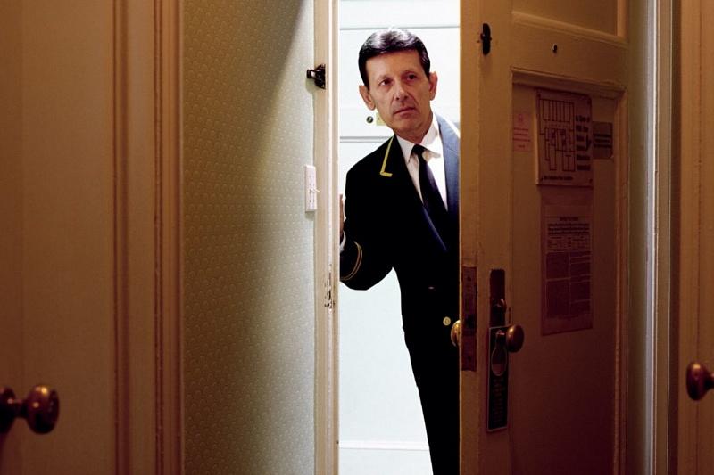 Начальник охраны отеля в ОАЭ