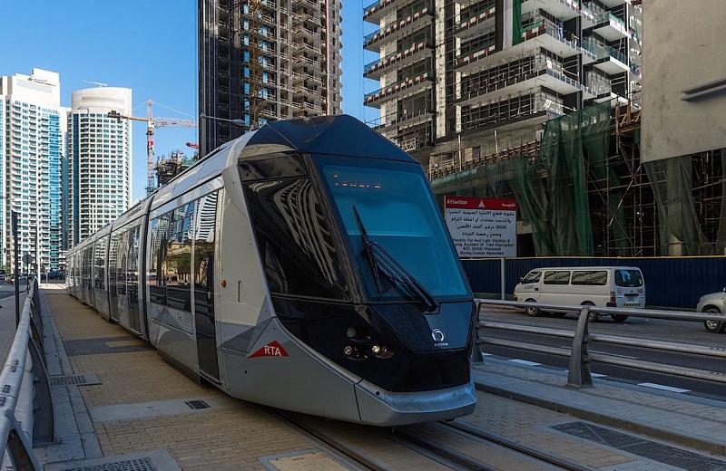 Транспортная система в ОАЭ, в Дубаи
