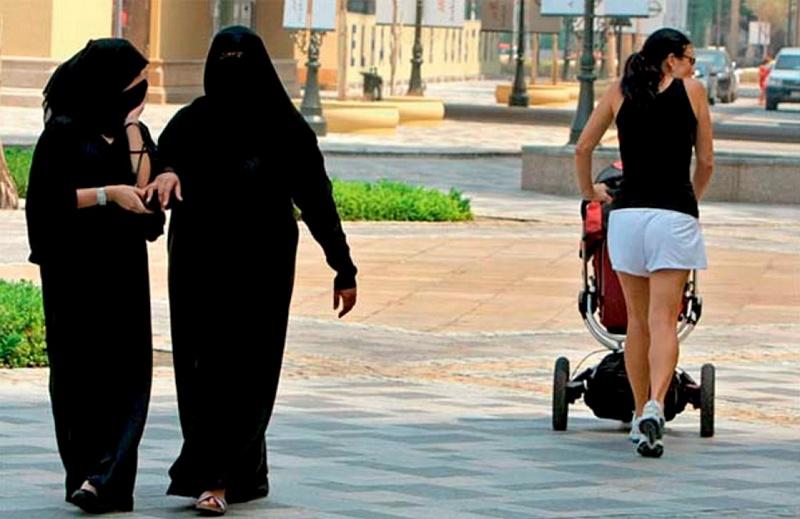 Свод правил поведения в арабском мире