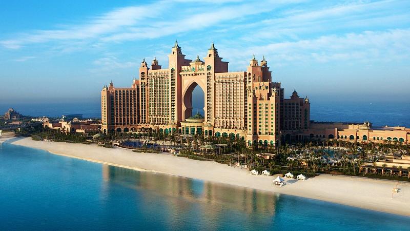 Администратор отеля в ОАЭ