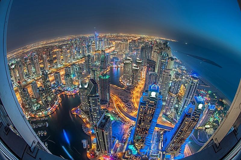 Города в ОАЭ
