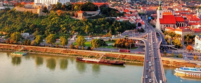 Преимущества трудоустройства в Словакии