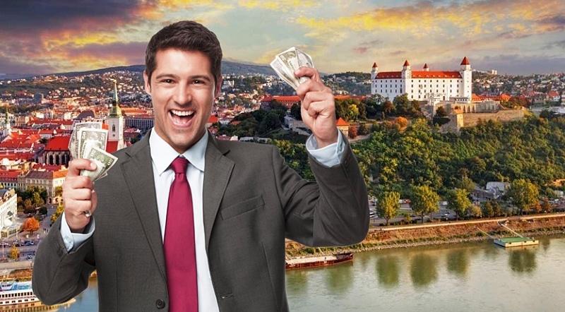 Работа в Словакии зарплата